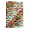 iCanvas Love Pattern by Maximilian San Graphic Art on Canvas