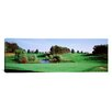 iCanvasArt Panoramic Baltimore Country Club, Baltimore, Maryland Photographic Print on Canvas