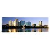 <strong>iCanvasArt</strong> Panoramic Orlando, Florida Photographic Print on Canvas