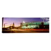 <strong>iCanvasArt</strong> Panoramic Jacobs Field Cleveland, Ohio Photographic Print on Canvas