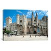 iCanvas Panoramic 'Palais des Papes, Avignon, Provence-Alpes-Cote d'Azur France' Photographic Print on Canvas