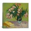 iCanvas 'Oleander' by Vincent van Gogh Painting Print on Canvas