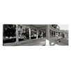 iCanvasArt Panoramic Pavilion in Balboa Park, San Diego, California Photographic Print on Canvas