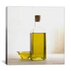 iCanvas Olive Oil Bottle Photographic