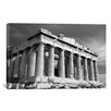 iCanvasArt Photography Parthenon Athens Photographic Print on Canvas