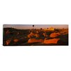 iCanvas Panoramic Mosque on a Hill, Douz, Tunisia Photographic Print on Canvas