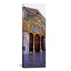 iCanvas Panoramic Mosaic Facade of a Mosque, Umayyad Mosque, Damascus, Syria Photographic Print on Canvas