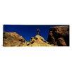 iCanvas Panoramic Mountain Bikers CA USA Photographic Print on Canvas