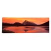 iCanvas Panoramic Mt Rundle and Vermillion Lakes Banff National Park Alberta, Canada Photographic Print on Canvas
