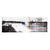 iCanvasArt Niagra Falls, Canada Panoramic Graphic Art on Canvas