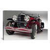 <strong>iCanvasArt</strong> Cars and Motorcycles Murphy Duesenberg J 395 Convertible Coupe Canvas Wall Art