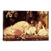 <strong>iCanvasArt</strong> 'Mother and Child' by Frederick Leighton Painting Print on Canvas