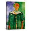 iCanvas 'Moroccan in Green (1913)' by Henri Matisse Painting Print on Canvas