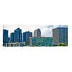 iCanvas Panoramic Nola Skyline Cityscape (Day) Photographic Print on Canvas