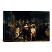iCanvas 'Night Watch 1642' by Rembrandt Painting Print on Canvas