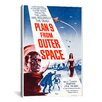 iCanvasArt Plan 9 From Outer Space (Movie) Vintage Advertisement on Canvas