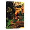 iCanvas 'Matamoe' by Paul Gauguin Painting Print on Canvas