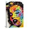 iCanvas 'Marilyn Monroe II' by Dean Russo Graphic Art on Canvas