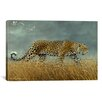 <strong>iCanvasArt</strong> 'Leopard 2' by Harro Maass Painting Print on Canvas
