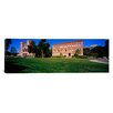 iCanvasArt Panoramic Royce Hall and Haines Hall at the University of California,Los Angeles, California Photographic Print on Canvas