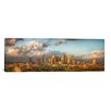 iCanvas Panoramic 'Los Angeles Skyline Cityscape' Photographic Print on Canvas