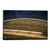 iCanvas Astronomy Space 'Long Exposure Star Photograph from Space IV' Graphic Art on Canvas