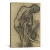 iCanvas 'La Toilette apres le Bain' by Edgar Degas Graphic Art on Canvas