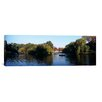 iCanvasArt Panoramic 'Central Park, Manhattan, New York City' Photographic Print on Canvas