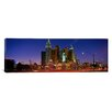 iCanvas Panoramic Las Vegas Nevada Photographic Print on Canvas