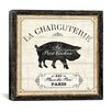 iCanvas La Charcuterie from NBL Studio Collection Canvas Wall Art