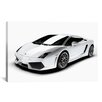 iCanvas Cars and Motorcycles Lamborghini Gallardo LP 560-4 Photographic Print on Canvas