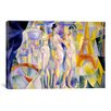 iCanvasArt 'La Ville de Paris' by Robert Delaunay Painting Print on Canvas