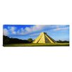 iCanvas Panoramic Kukulkan Pyramid, Chichen Itza, Mexico Photographic Print on Canvas