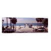 iCanvas Panoramic 'Manhattan Beach Pier, Manhattan Beach, California' Photographic Print on Canvas
