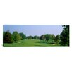 iCanvas Panoramic Baltimore Country Club, Maryland Photographic Print on Canvas