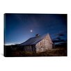 <strong>iCanvasArt</strong> 'Painted Barn' by Dan Ballard Photographic Print on Canvas