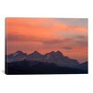 iCanvasArt Painted Morning by Dan Ballard Photographic Print on Canvas