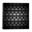 iCanvas Modern Art Pixilated Skulls Modern Graphic Art on Canvas