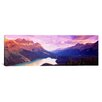 iCanvasArt Panoramic Peyto Lake, Alberta, Canada Photographic Print on Canvas