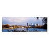 iCanvasArt Panoramic Philadelphia, Pennsylvania Photographic Print on Canvas