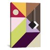 iCanvasArt Modern Art Pendulum Graphic Art on Canvas