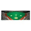 <strong>iCanvasArt</strong> Panoramic Phillies vs Mets Baseball Game, Veterans Stadium, Philadelphia Pennsylvania Photographic Print on Canvas