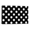 iCanvasArt Modern Art cPolka Dots Modern Graphic Art on Canvas