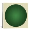 iCanvas Modern Art Orb Graphic Art on Canvas