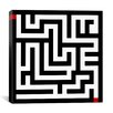 iCanvas Modern Art Labyrinth Graphic Art on Canvas