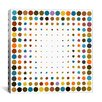iCanvas Modern Art Fade to White Graphic Art on Canvas