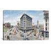 iCanvas 'Oakland' by Stanton Manolakas Painting Print on Canvas