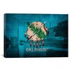 iCanvas Flags Oklahoma City Memorial Graphic Art on Canvas