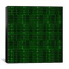iCanvas Modern Art Tile Code Graphic Art on Canvas