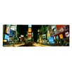 <strong>iCanvasArt</strong> Panoramic Times Square, New York City Photographic Print on Canvas